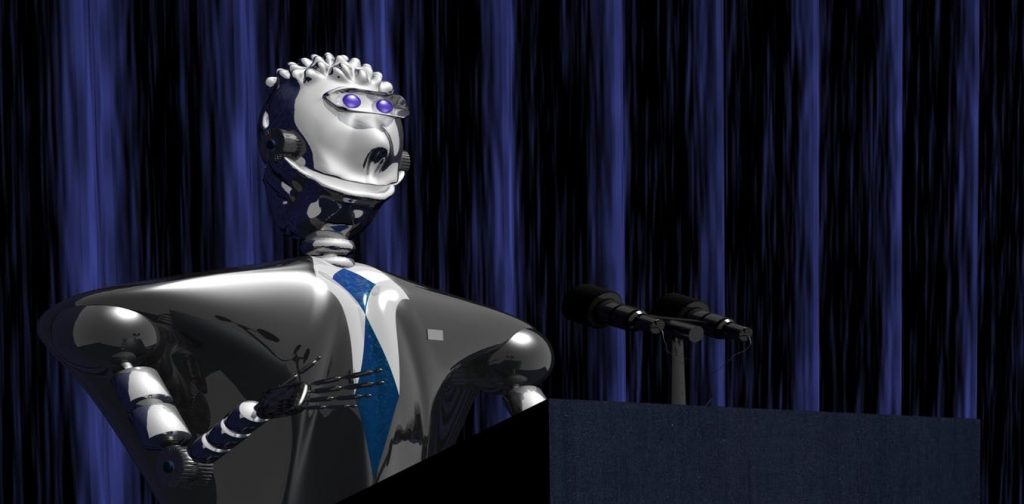 During Debate on The Dark Side of AI: DARPA is investing $2 Billion in Artificial Intelligence Research.