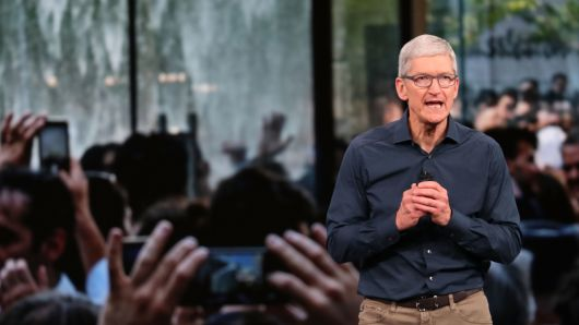 Tim Cook kept his promise with Apple's new campuses — he didn't run a contest like Amazon's