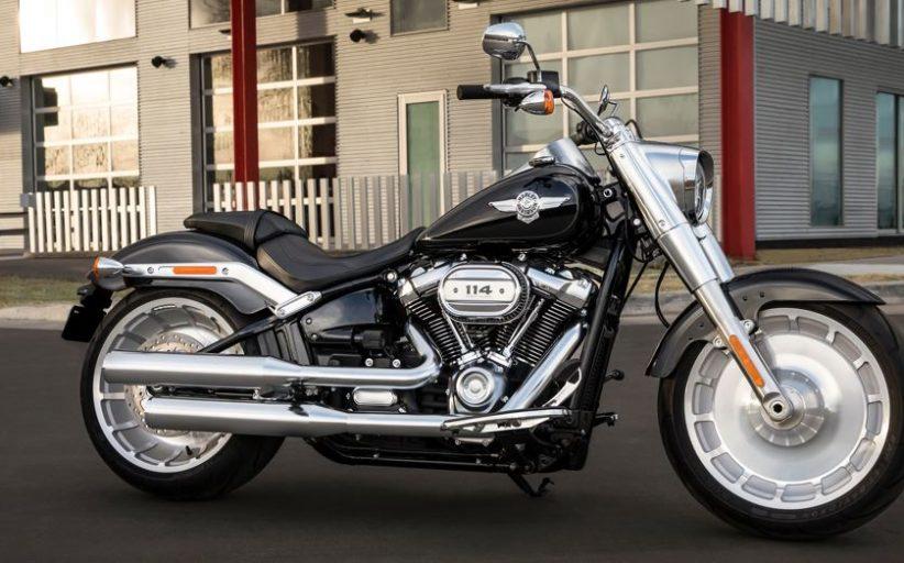 Harley-Davidson shares tank after big earnings miss