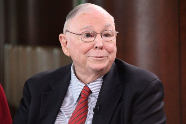 95-year-old billionaire Charlie Munger: The secret to a long and happy life is 'so simple'