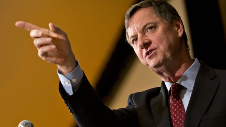 Charles Evans says Fed has turned dovish, but still might need to do more