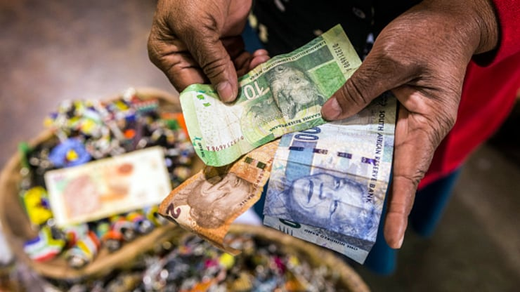 South Africa's currency will rally into year-end with risks already priced in, strategist says