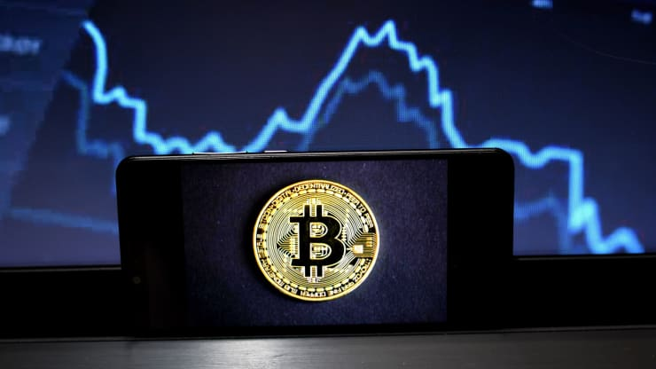 Over $200 billion wiped off cryptocurrency market in a day as bitcoin plunges below $50,000
