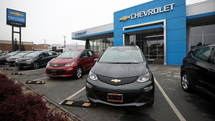 GM expects inflation, semiconductor shortage to add $3 billion in extra costs in second half